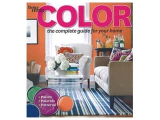 books & patterns: Better Homes and Gardens Color The Complete Guide for Your Home Book