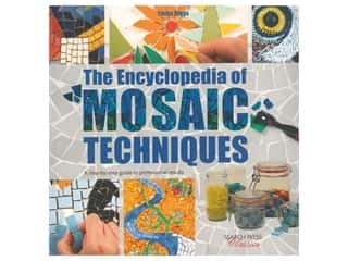 Search Press Encyclopedia of Mosaic Techniques Book