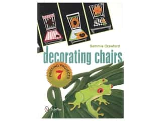 books & patterns: Schiffer Decorating Chairs Book