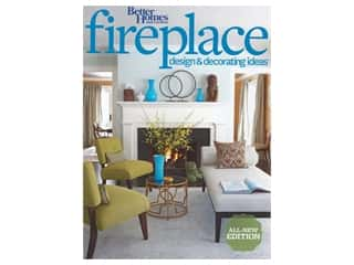 books & patterns: Better Homes and Gardens Fireplace Design & Decorating Ideas Book
