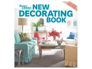 books & patterns: Better Homes and Gardens New Decorating Book
