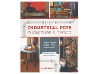 Ulysses Press DIY Industrial Pipe Furniture & Decor Book