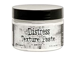 craft & hobbies: Ranger Tim Holtz Distress Texture Paste 3 oz Matte
