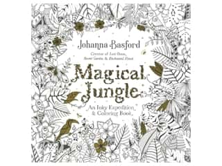 books & patterns: Penguin Books Magical Jungle Coloring Book