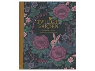 floral & garden: Gibbs Smith Twilight Garden Coloring Book