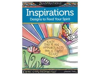 books & patterns: Design Originals Zenspirations Inspirations Coloring Book