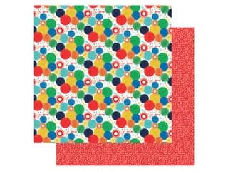 Echo Park Its Your Birthday Boy Collection Paper 12 in. x 12 in. Party Fans (25 pieces)