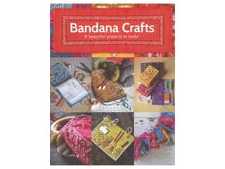 The Guild of Master Craftsman Publications Bandana Crafts Book