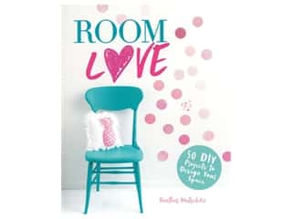 Capstone Room Love 50 DIY Projects Book