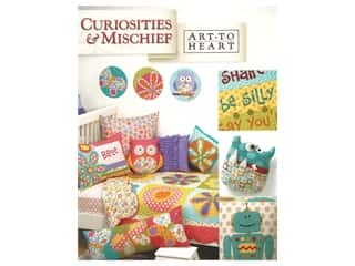 books & patterns: Art To Heart Curiosities & Mischief Book