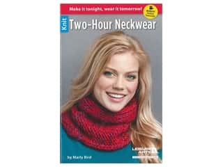 Leisure Arts Two Hour Neckwear Knit Book