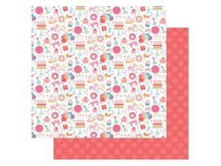 Echo Park Its Your Birthday Girl Collection Paper 12 in. x 12 in. Fun (25 pieces)