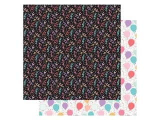 Echo Park Its Your Birthday Girl Collection Paper 12 in. x 12 in. Confetti (25 pieces)