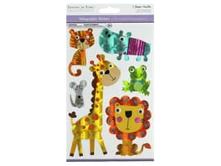 Multicraft Sticker Holographic Baby Animal