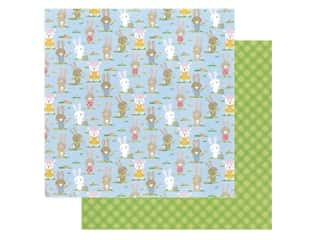 scrapbooking & paper crafts: Photo Play Collection Easter Wishes Paper 12 in. x 12 in. My Peeps (25 pieces)