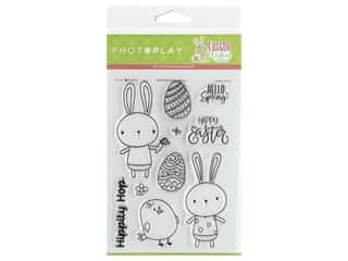 Photo Play Collection Easter Wishes Stamp