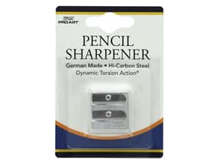 Pro Art Tools Double Sharpener Standard & Large Pencil