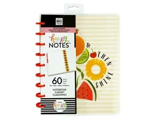 Me&My Big Ideas Happy Planner Happy Notes Classic Foodie