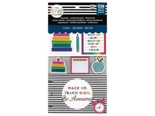 Me&My Big Ideas Happy Planner Sticker Multi Pack Teachers Gonna Teach