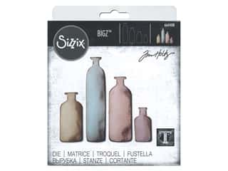 Sizzix Dies Tim Holtz Bigz Bottled Up