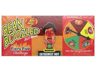 craft & hobbies: Jelly Belly Jelly Beans 3.5oz Bean Boozled Fiery Five Spinner Box