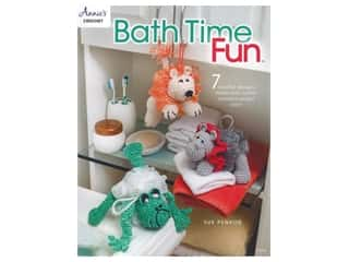Annie's Bath Time Fun Book