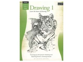 books & patterns: Walter Foster How to Draw & Paint Drawing 1 Book