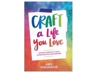 books & patterns: Abrams Craft A Life You Love Book