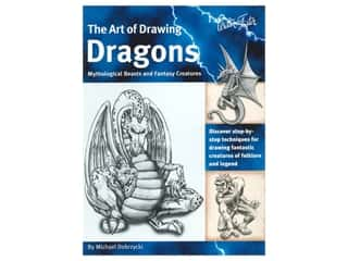 Walter Foster The Art of Drawing Dragons Book