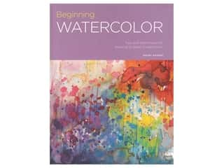 Walter Foster Beginning Watercolor Book