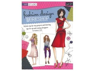 Walter Foster Fashion Design Workshop Book