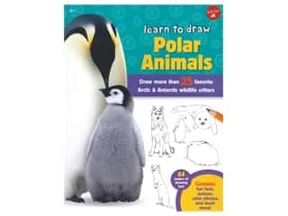 Walter Foster Jr Learn To Draw Polar Animals Book