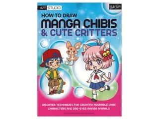 books & patterns: Walter Foster Manga Chibis & Cute Critters Book