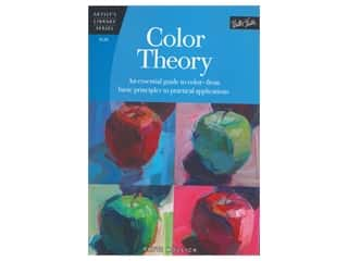 Walter Foster Artist's Library Series Color Theory Book
