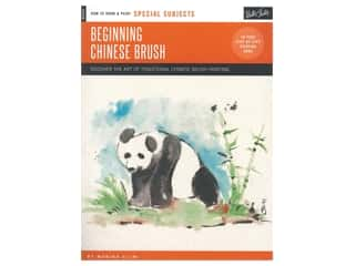 books & patterns: Walter Foster How to Draw & Paint Beginning Chinese Brush Book