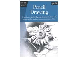 books & patterns: Walter Foster Artist's Library Series Pencil Drawing Book