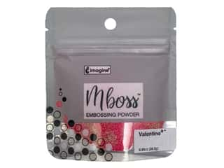Imagine Crafts Mboss Powder .77oz Valentine