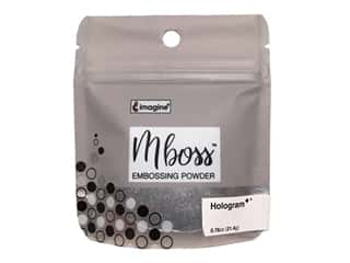 Imagine Crafts Mboss Powder .56oz Hologram