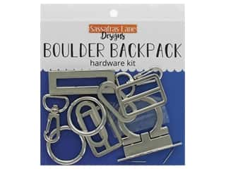 Sassafras Lane Designs Boulder Backpack Hardware Kit