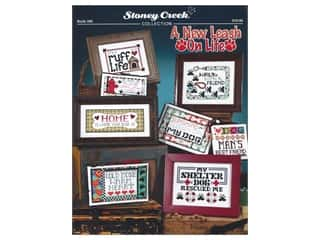Stoney Creek A New Leash On Life Cross Stitch Book