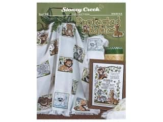 Stoney Creek Protected Babies Cross Stitch Book