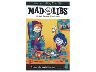 Price Stern Sloan Mad Libs Crazy Crafting Book