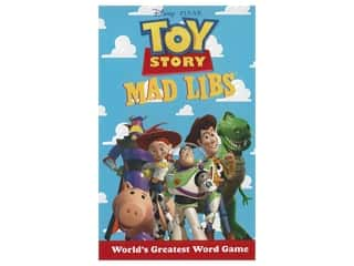 Price Stern Sloan Toy Story Mad Libs Book