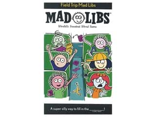 Price Stern Sloan Field Trip Mad Libs Book
