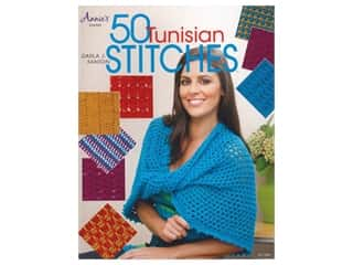 50 Tunisian Stitches Book