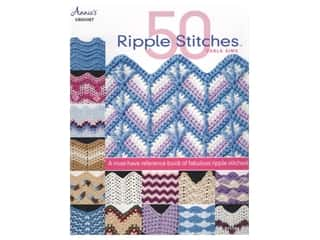Annie's Crochet 50 Ripple Stitches Book