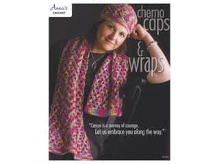 books & patterns: Annie's Crochet Chemo Caps And Wraps Book