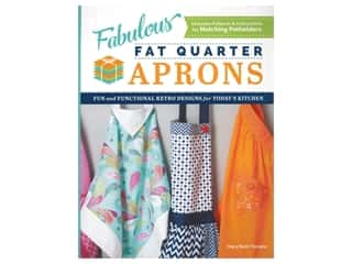 books & patterns: Spring House Press Fabulous Fat Quarter Aprons Book
