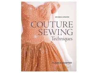 Taunton Press Couture Sewing Techniques Book