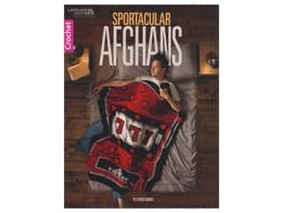 Leisure Arts Sportacular Afghans Book